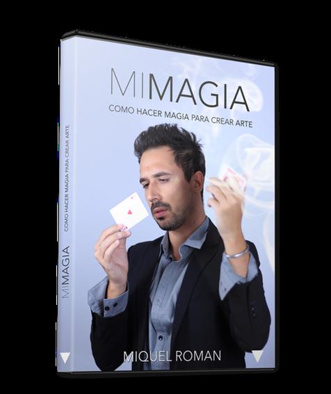 MI MAGIA, por Miquel Roman